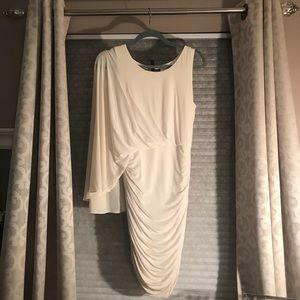 BCBG MaxAzria Ivory Dress